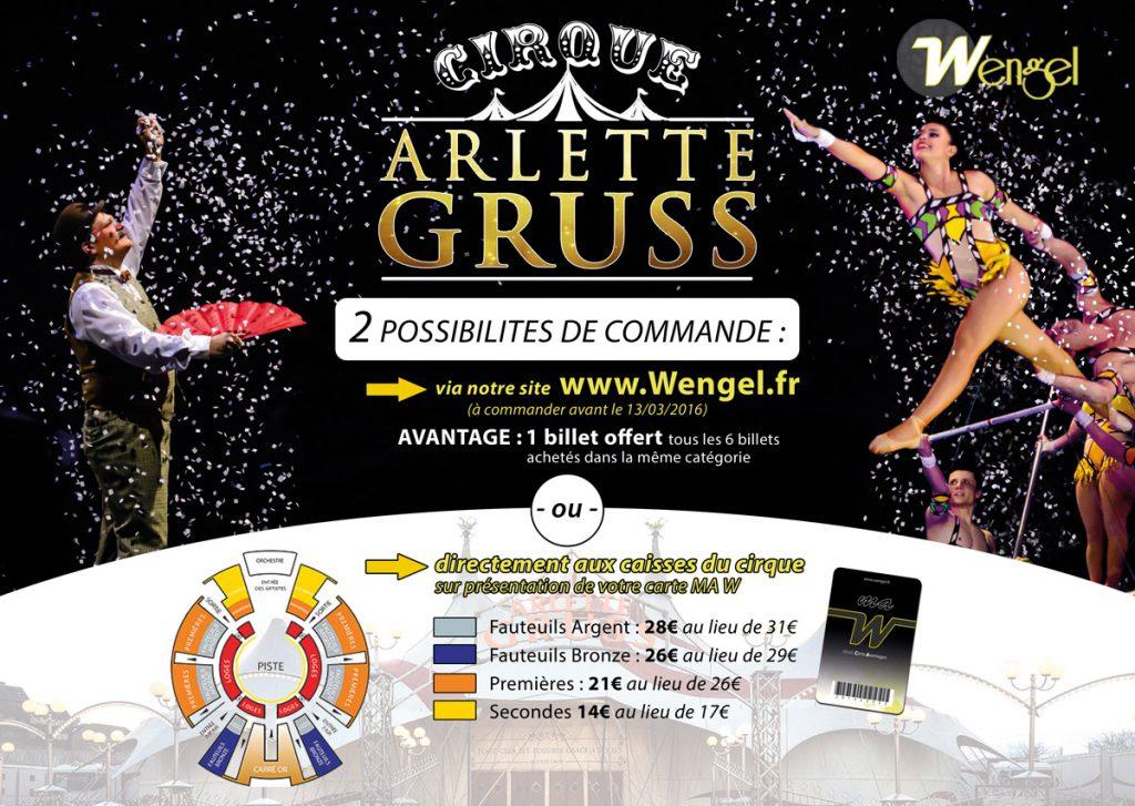 Wengel / Cirque Gruss