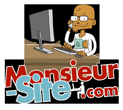 logo monsieur site