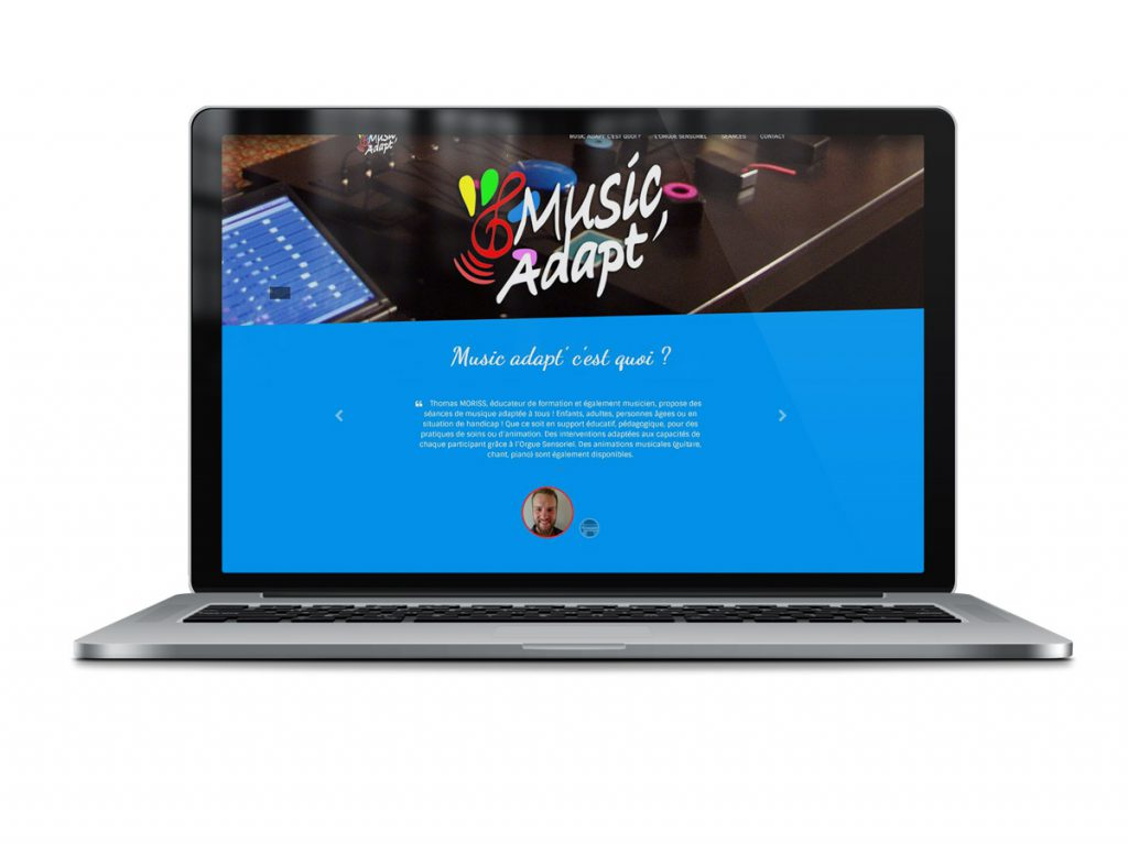Music Adapt'