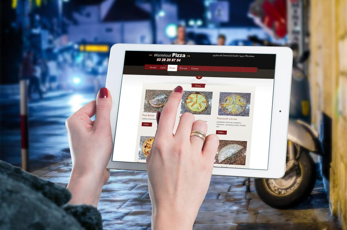 visuel tablette wormhout pizza