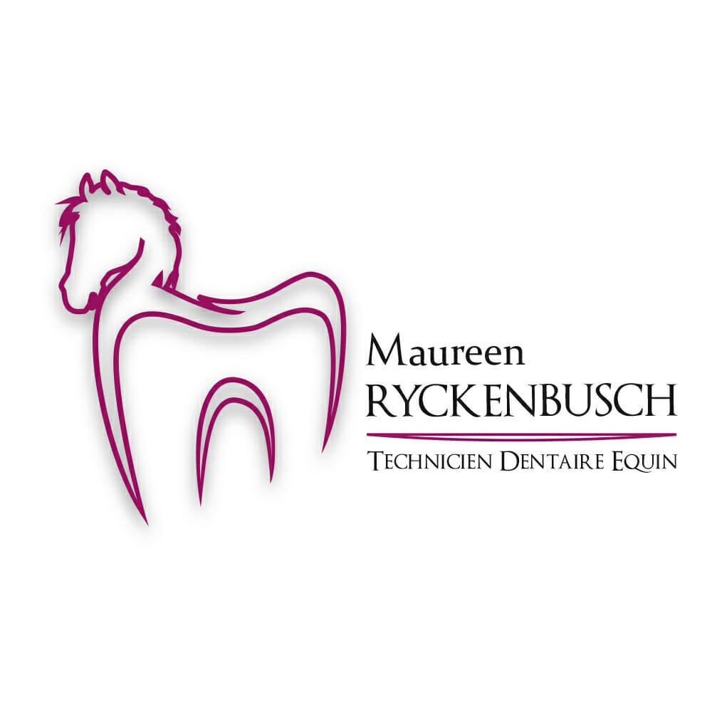 Maureen Ryckenbusch, Dentiste equin