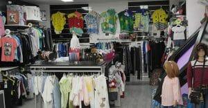 intérieur boutique karakter