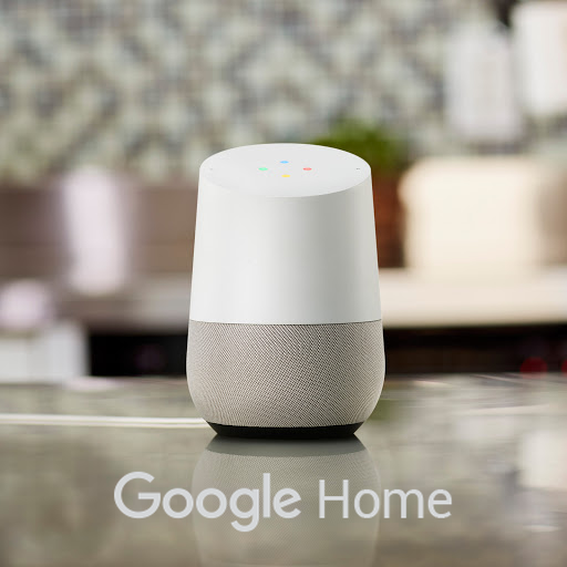 visuel google home