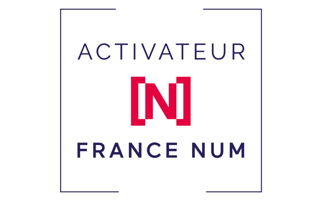 """Monsieur Site est désormais éligible au""""Chèque France Num"""" ! 🇫🇷"""